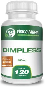 DIMPLESS 40mg 120 Cápsulas