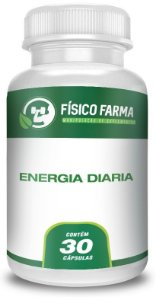 ENERGIA DIÁRIA 30 Cápsulas