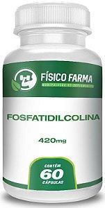 Fosfatidilcolina 420mg 60 Cápsulas