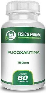 Fucoxantina 150 mg - 60 cápsulas