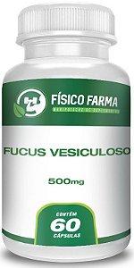 Fucus Vesiculoso 500 mg - 60 cápsulas