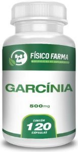 GARCINIA CAMBOGIA 500 120 Cápsulas
