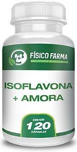 ISOFLAVONA + AMORA 120 Cápsulas