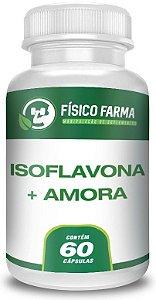 ISOFLAVONA + AMORA 60 Cápsulas