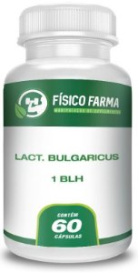 LACTOBACILLUS BULGARICUS 60 Cápsulas