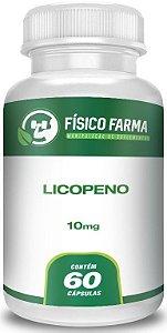Licopeno 10Mg 60 Cápsulas