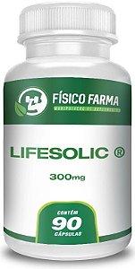 LIFESOLIC ® (ÁCIDO URSÓLICO) 300mg 90 Cápsulas