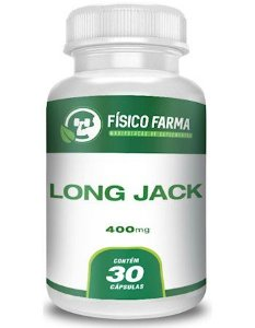 LONG JACK 400mg 30 Cápsulas