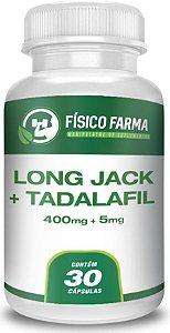 Long Jack + Tadalafila 30 Cápsulas