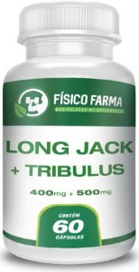 LONG JACK 400mg + TRIBULLUS TERRESTRIS 500mg 60 Doses