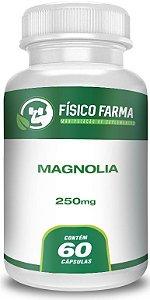 Magnolia 250 mg - 60 cápsulas
