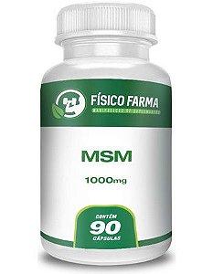 Msm 500mg 180 Cápsulas