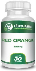 Red Orange Complex ® 100mg 30 Cápsulas