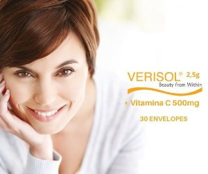 Verisol ® 2,5g + Vitamina C 500mg 30 Envelopes