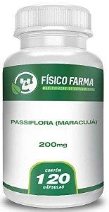 Passiflora (Maracujá) 200Mg 120 Cápsulas