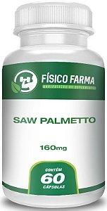 Saw Palmetto 160Mg 60 Cápsulas