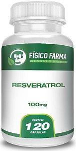 Resveratrol 100Mg 120 Doses