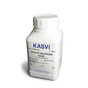 Agar Batata Dextrose Frasco 500 G Kasvi