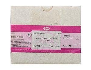 Hipoclorito de Cálcio Puro 500g Synth