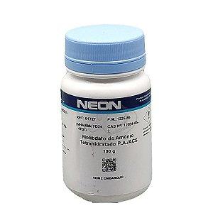 Molibdato de Amonio Tetrahidratado PA ACS 100GR
