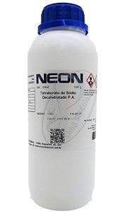 Tetraborato de Sodio PA 1kg Neon
