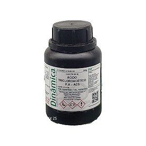 Acido tricloroacetico TCA PA ACS 250G Dinamica