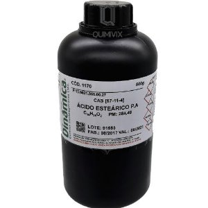 Acido estearico PA 500G Dinamica
