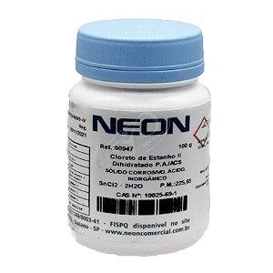 Cloreto de Estanho II Dihidratado PA ACS 100GR Neon
