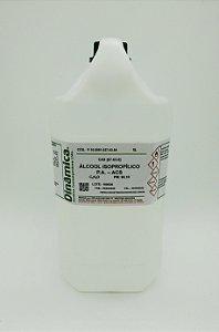 Alcool Isopropilico PA ACS 5000ML Dinamica