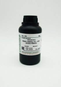 Fenol Cristal PA ACS acido fenico ) 500G DIinamica