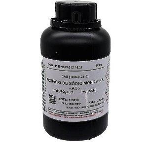 Fosfato de Sodio Monobasico (1H2O)  PA ACS Dinamica 500Gr