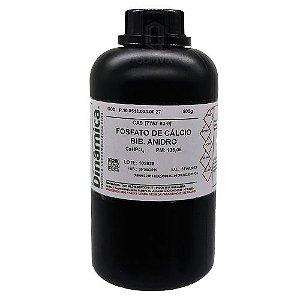 Fosfato de Calcio Bibasico Anidro PA Dinamica 500Gr
