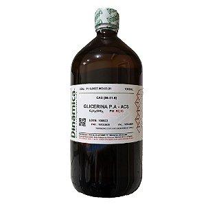 Glicerina PA ACS 1Lt Dinamica