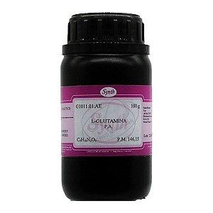 Glutamina L PA Synth 100Gr