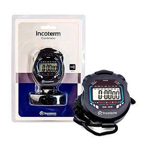 Cronômetro Digital Com Alarme Incoterm T-tim-0010.00