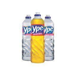 Detergente 500ml Ypê