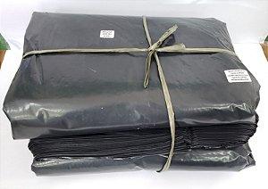 Saco de lixo 300 litros preto super reforçado 0,20 com 50