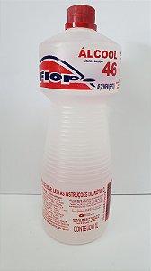 Álcool líquido 46° 1 litro