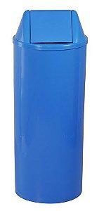Lixeira basculante 22 litros alta