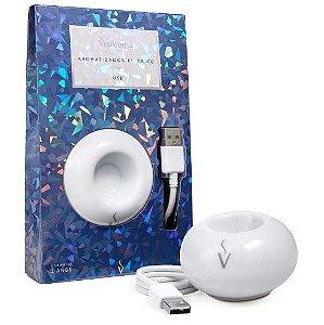 Difusor USB de porcelana para essência