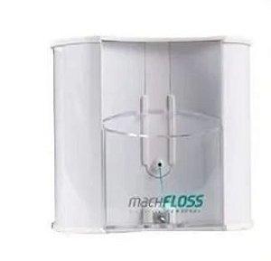 Dispenser para fio dental de rolo MachFloss