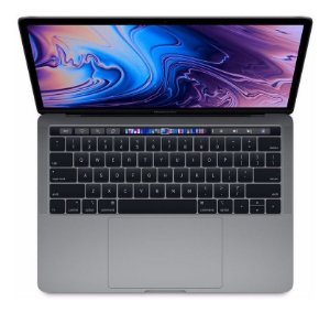 "Macbook Pro Touch Bar MUHN2LL/A i5 1.4/8GB/256GB SSD Retina 13.3"" modelo (2019)"