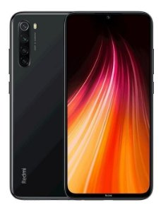 Xiaomi Note 8 128GB - Global Versão - Preto