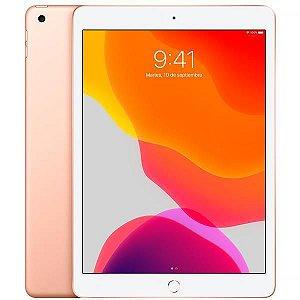 iPad 7ª Geração A2197 MW792LZ/A 128GB GOLD (2019)