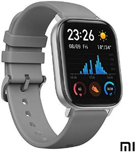 SMARTWATCH XIAOMI GTS - GREY