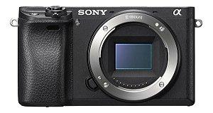 Câmera Sony A6500 - Corpo - Sem Lente