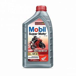 Óleo Mobil Super Moto 4t 10w30