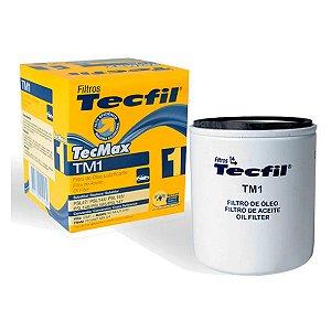Filtro de óleo lubrificante TM1