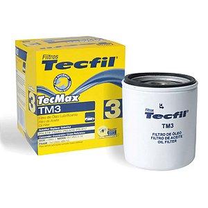 Filtro de óleo lubrificante TM3