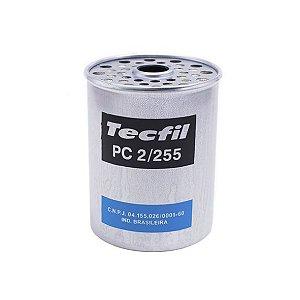 PC2/255 Filtro Combustível - FORD/RENAULT/CITROEN